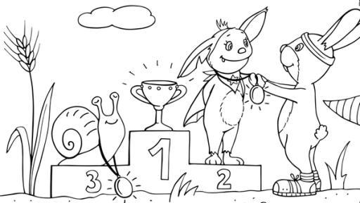 ausmalbilder mako einfach meerjungfrau  coloring and drawing