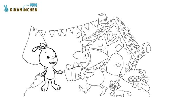 Märchenparty | Rechte: KiKA