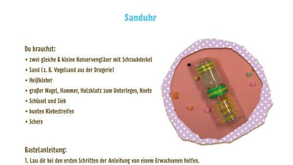 Sanduhr | Rechte: KiKA